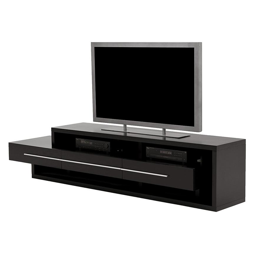 Avanti Dark Oak Tv Stand El Dorado Furniture