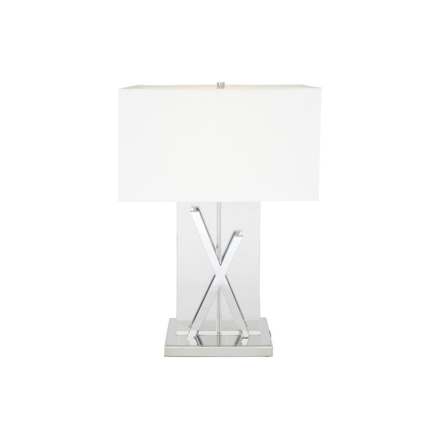 Xavier Table Lamp  main image, 1 of 8 images.