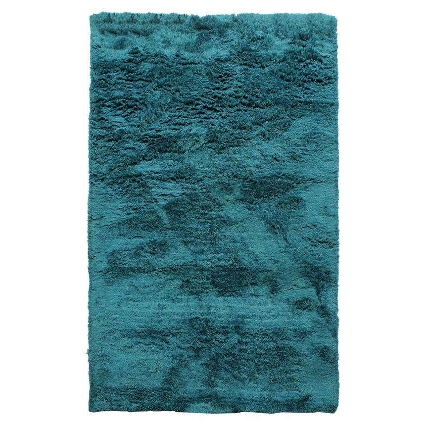 Cosmo Blue 5' x 7' Area Rug  main image, 1 of 3 images.
