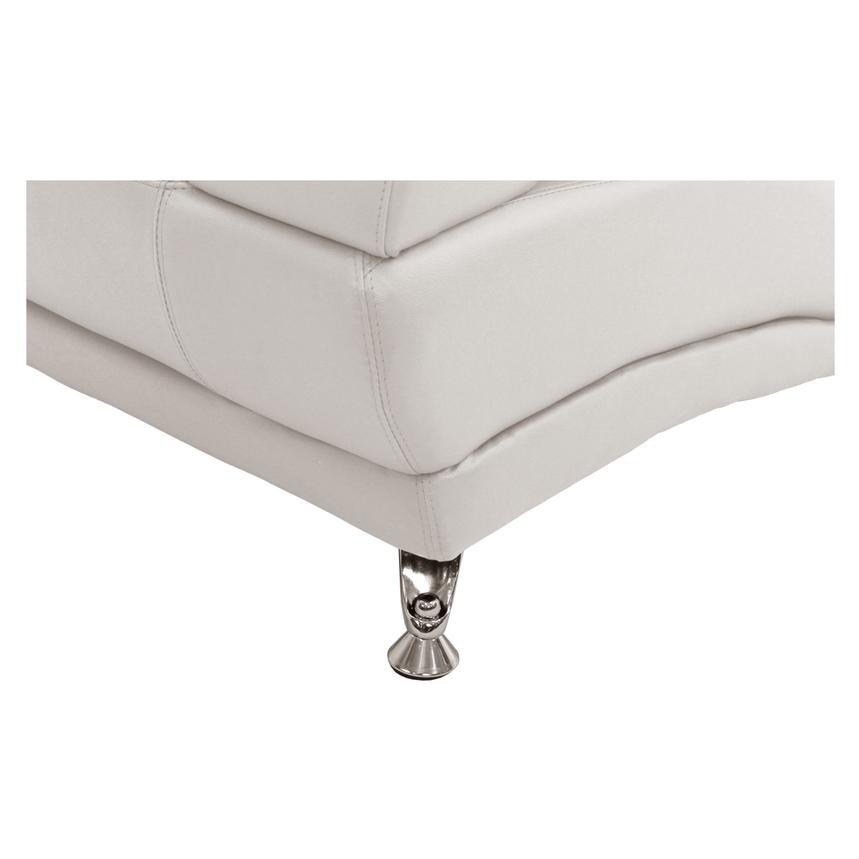Pleasing Jedda White Leather Chair Machost Co Dining Chair Design Ideas Machostcouk