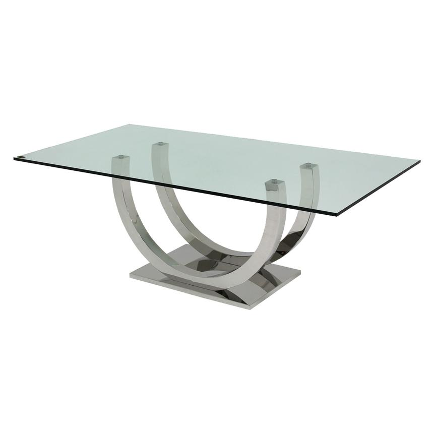 Ulysis Rectangular Dining Table  main image, 1 of 6 images.