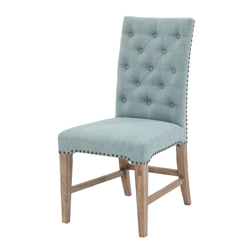 Beltran Blue II Side Chair  main image, 1 of 6 images.