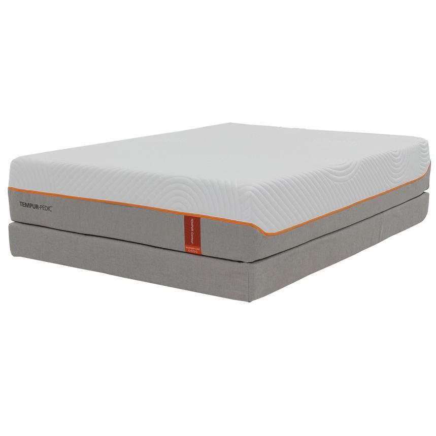 Contour Rhapsody Luxe Memory Foam Queen Mattress Set W Regular