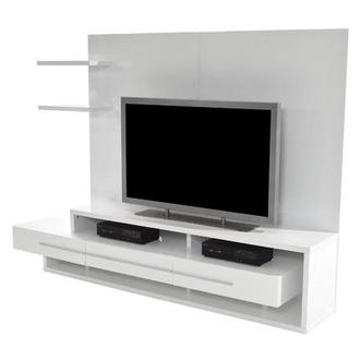 Avanti White Wall Unit