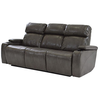 Magnetron Gray Power Motion Sofa