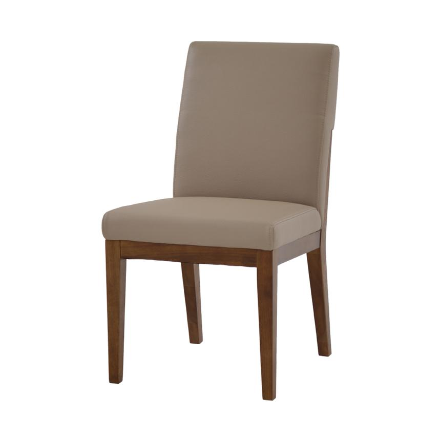 Suria Taupe Side Chair  main image, 1 of 6 images.