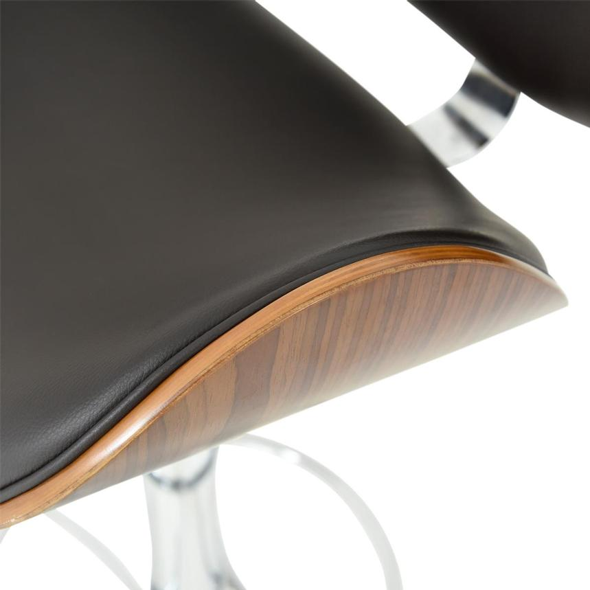 Fiorella Brown Adjustable Stool  alternate image, 7 of 11 images.