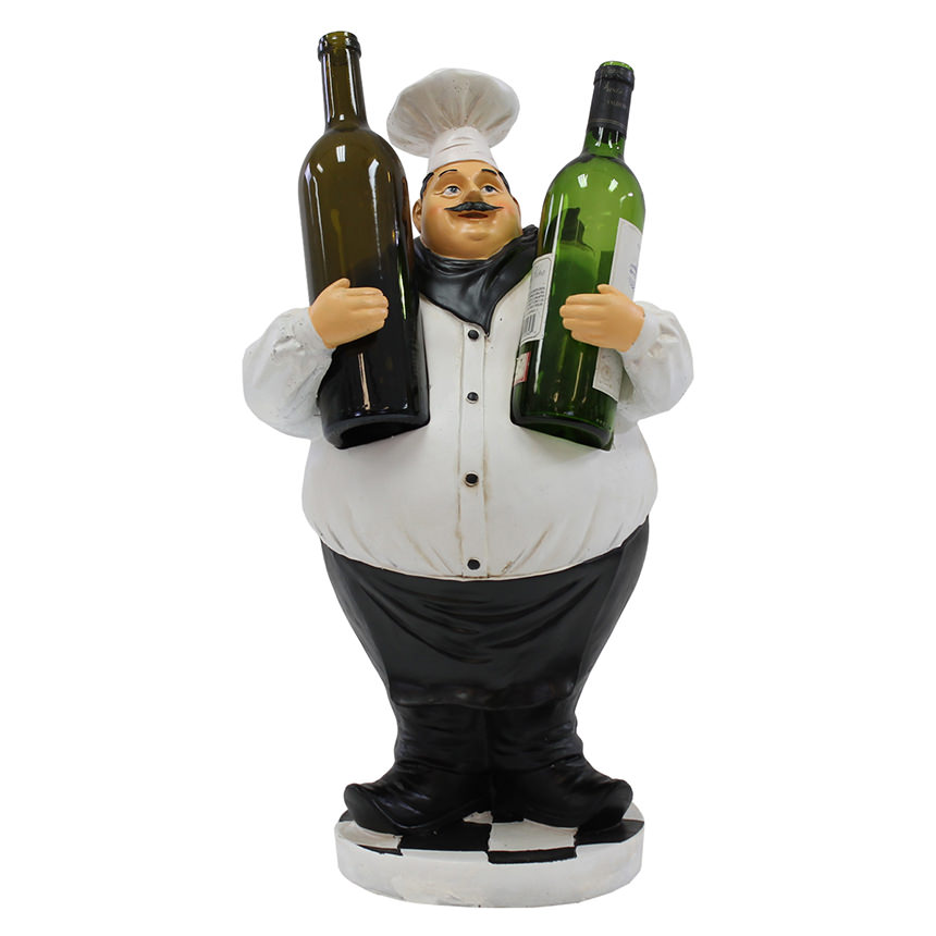 Mister Chef Wine Holder  main image, 1 of 4 images.