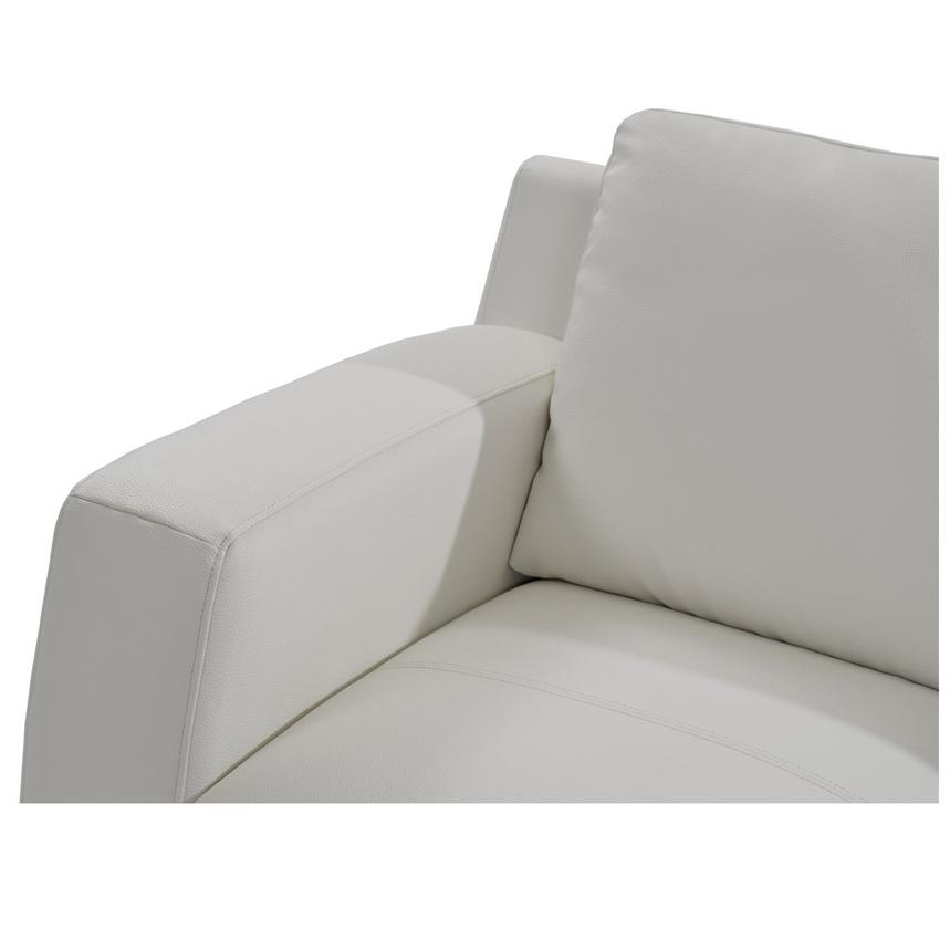 Cantrall White Sofa  alternate image, 5 of 8 images.