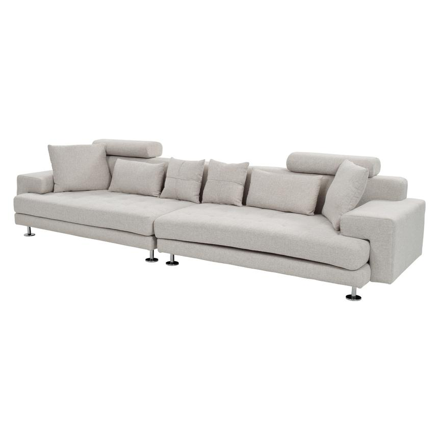 Luciano Oversized Sofa  main image, 1 of 6 images.