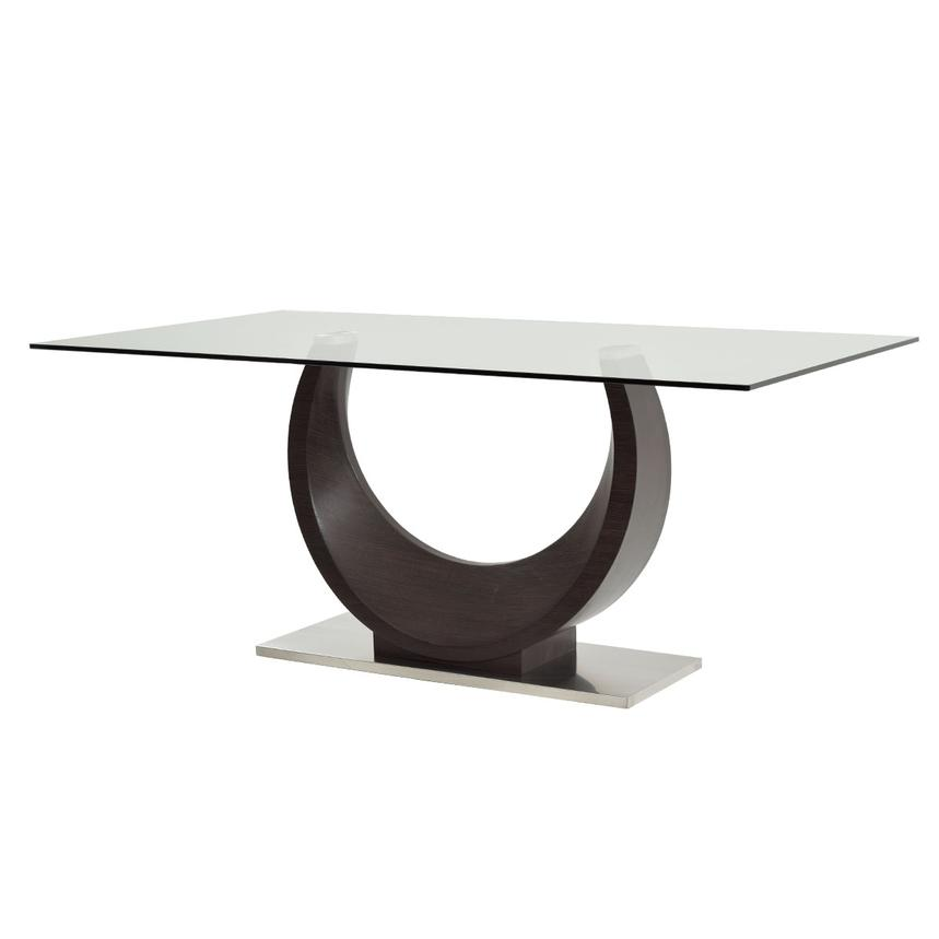 Lunar Rectangular Dining Table  main image, 1 of 5 images.