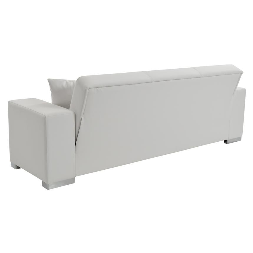 Kobe White Futon Sofa  alternate image, 5 of 7 images.