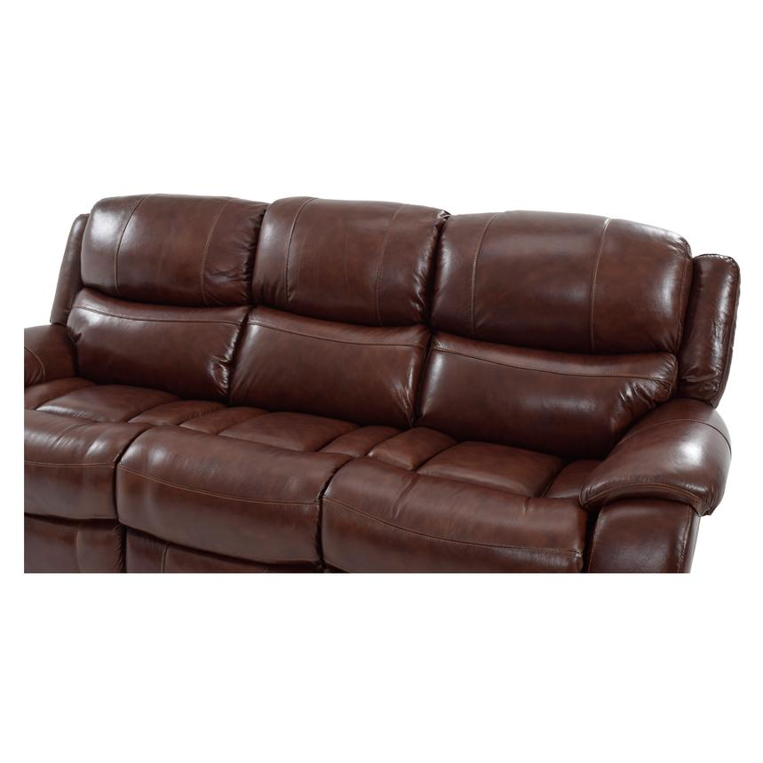 Abilene Power Motion Leather Sofa  alternate image, 5 of 7 images.