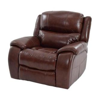 Abilene Leather Glider Recliner