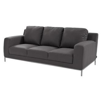 Cantrall Gray Sofa