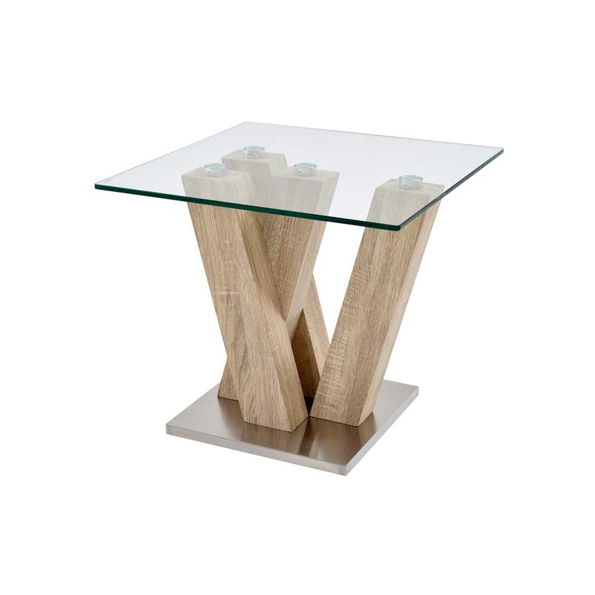 Solimar Natural Side Table  main image, 1 of 3 images.