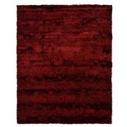 Fusion Red 8' x 11' Area Rug  main image, 1 of 5 images.