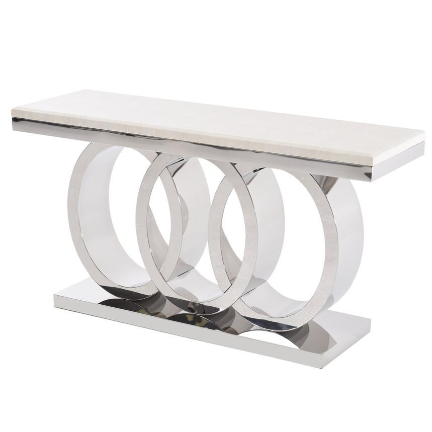 Lillian Console Table El Dorado Furniture