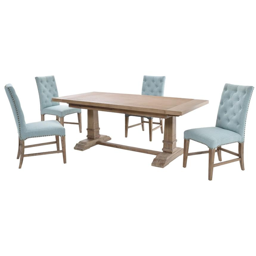 Hudson/Beltran 5-Piece Formal Dining Set  main image, 1 of 11 images.