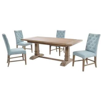 Hudson/Beltran 5-Piece Formal Dining Set