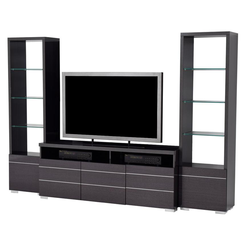 Valery Wall Unit Made in Italy  main image, 1 of 7 images.