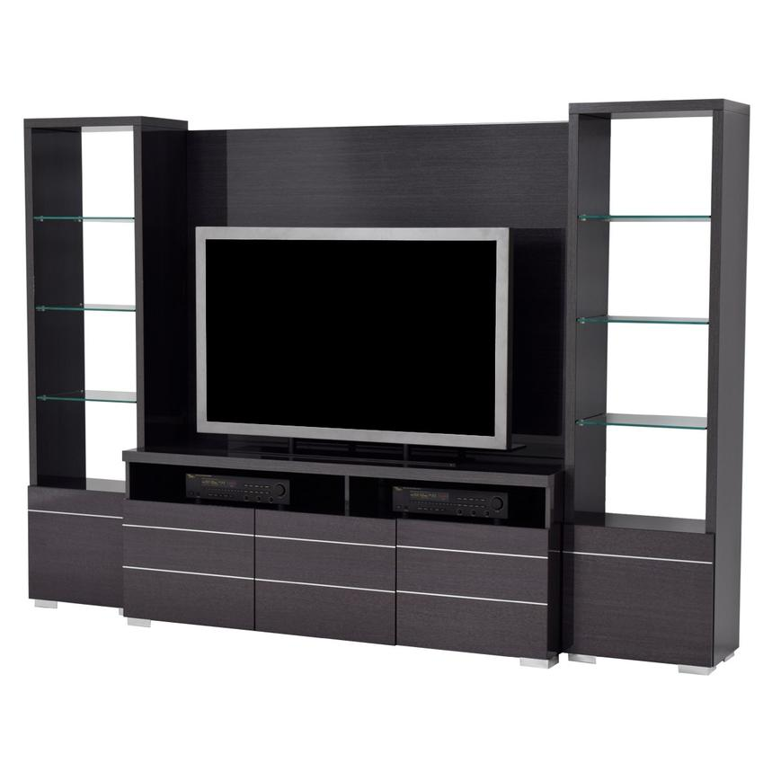 Entertainment Center With Back Panel | Home design ideas