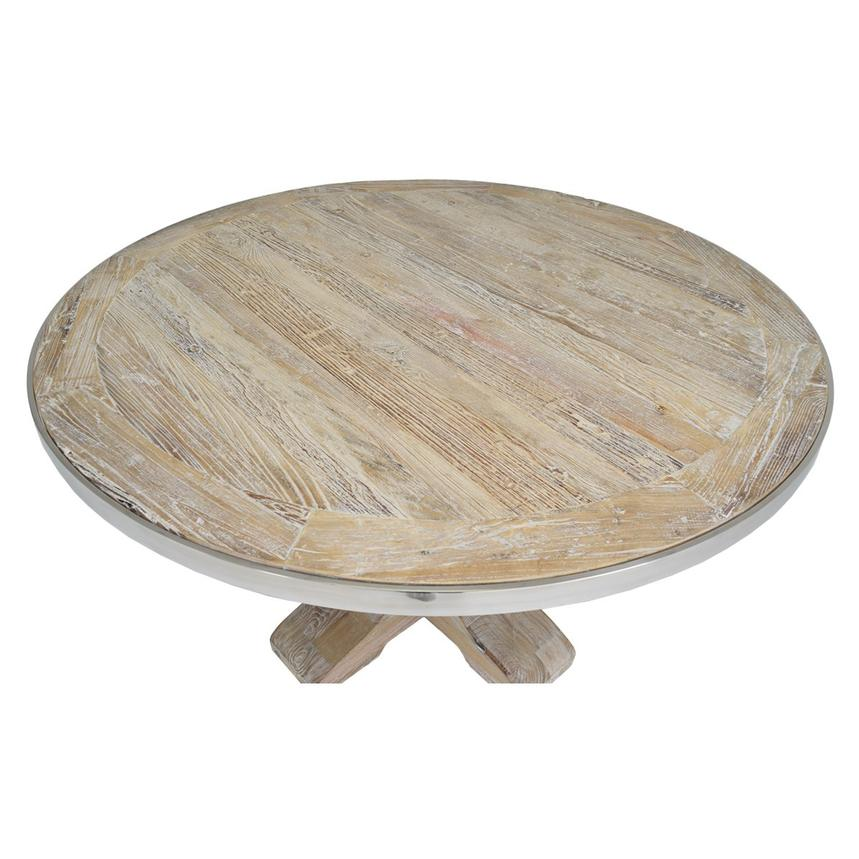 Wilma Round Dining Table  alternate image, 6 of 7 images.