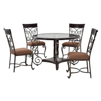 Bombay 5-Piece Casual Dining Set