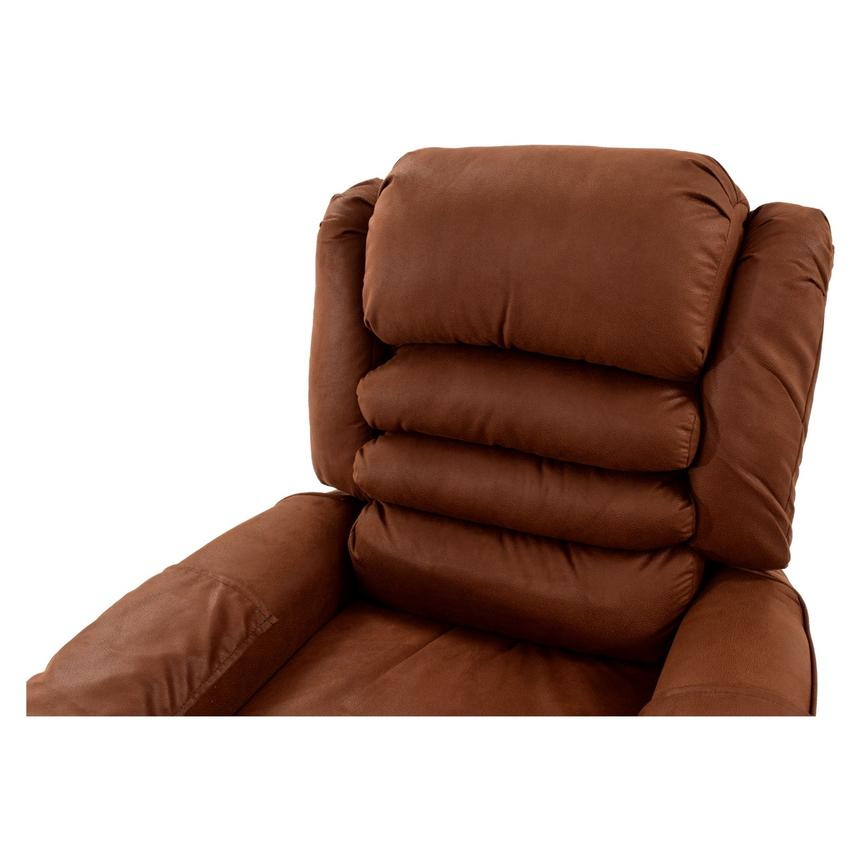 Soother Tan Power-Lift Recliner by Catnapper  alternate image, 6 of 8 images.