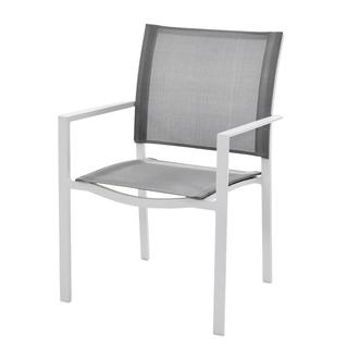 Mykonos Gray Dining Chair