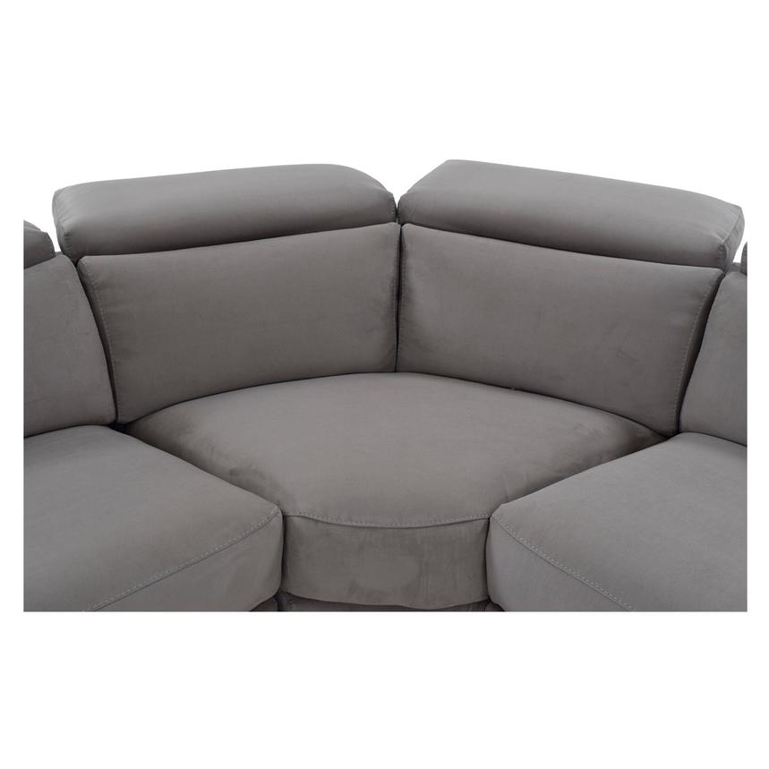 Bay Harbor Power Motion Sofa w/Right & Left Recliners  alternate image, 5 of 10 images.