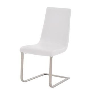 Lea White Side Chair
