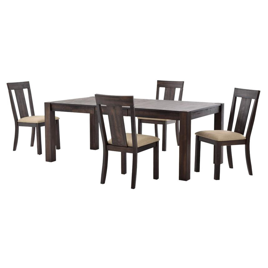Chaney 5-Piece Formal Dining Set  main image, 1 of 12 images.