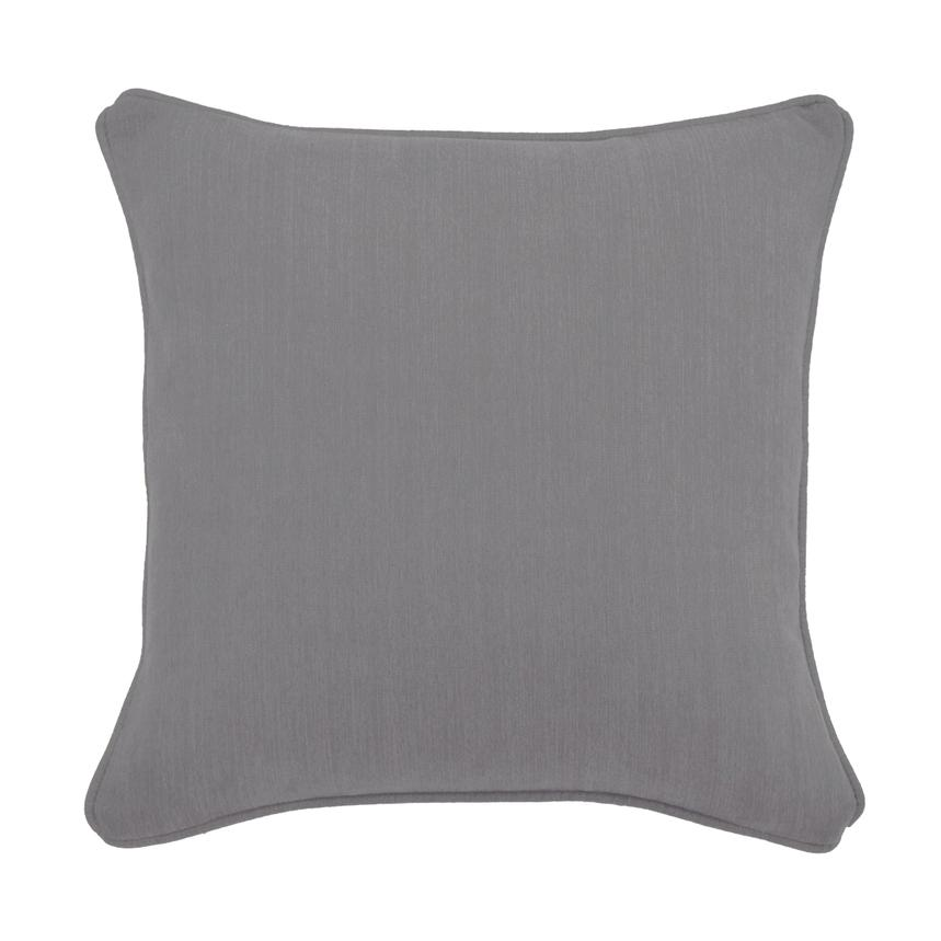 Nube II Gray Accent Pillow  main image, 1 of 2 images.