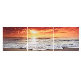 Mer Set of 3 Acrylic Wall Art