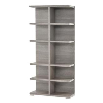 Tivo Gray Bookcase Made in Italy