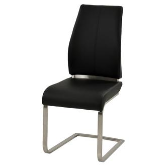 Maday Black Side Chair