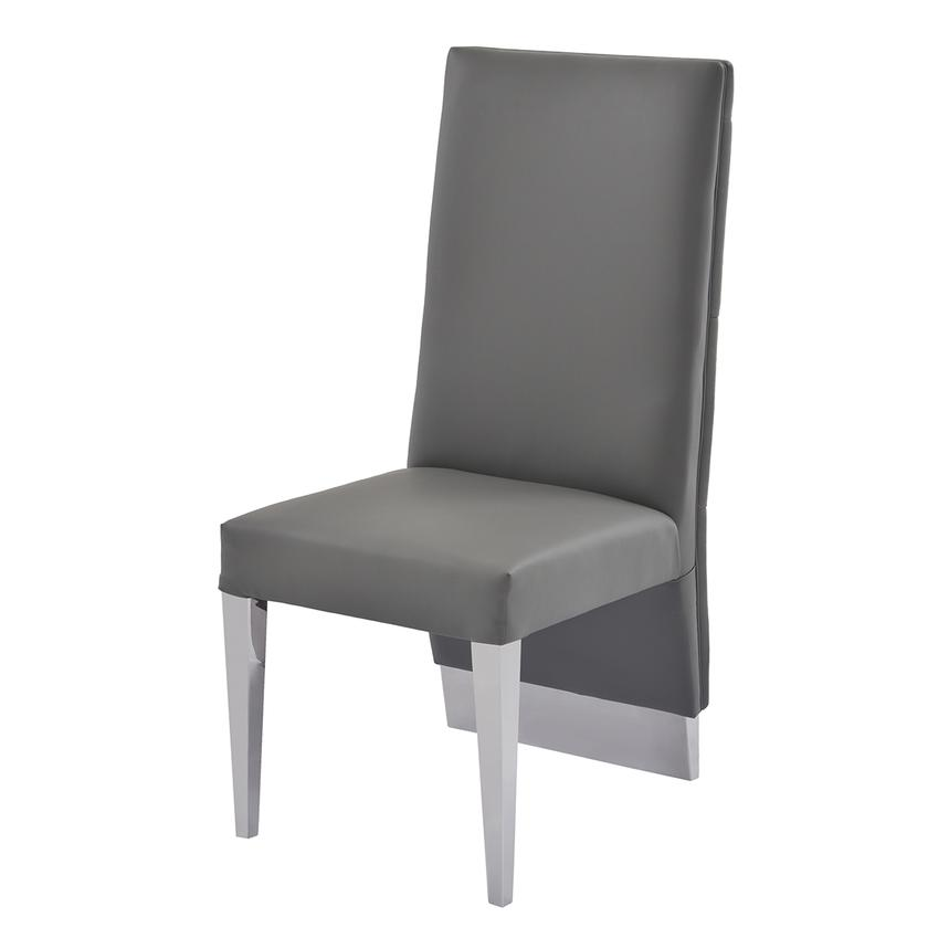 Ulysis Gray Side Chair  main image, 1 of 5 images.