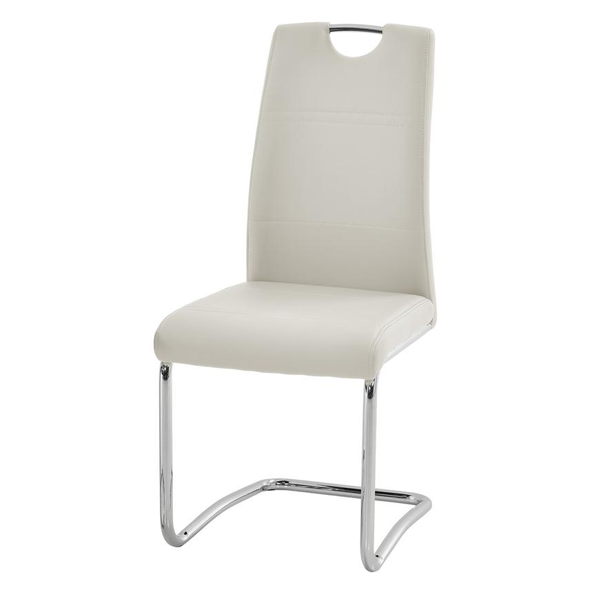 Lila White Side Chair  main image, 1 of 5 images.