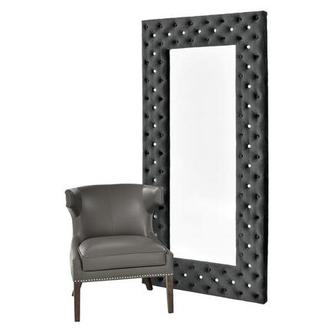 Orbit Gray Leaner Mirror