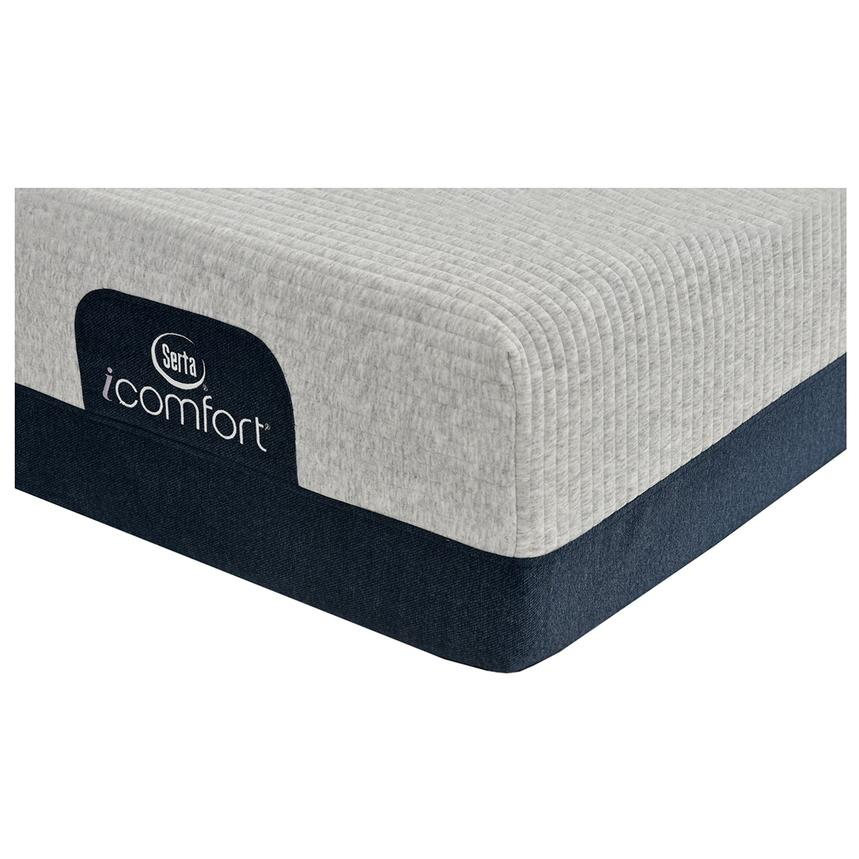 iComfort Blue 300 Queen Mattress by Serta  alternate image, 2 of 3 images.