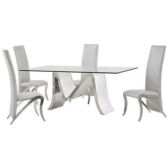 Maverick 5-Piece Formal Dining Set