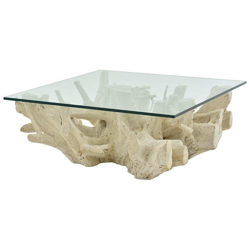 Montana White Coffee Table  main image, 1 of 5 images.