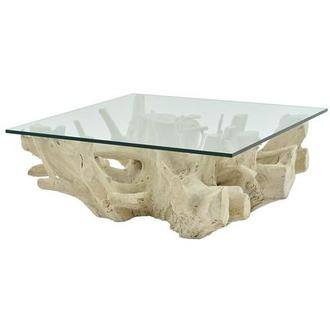 Montana White Coffee Table