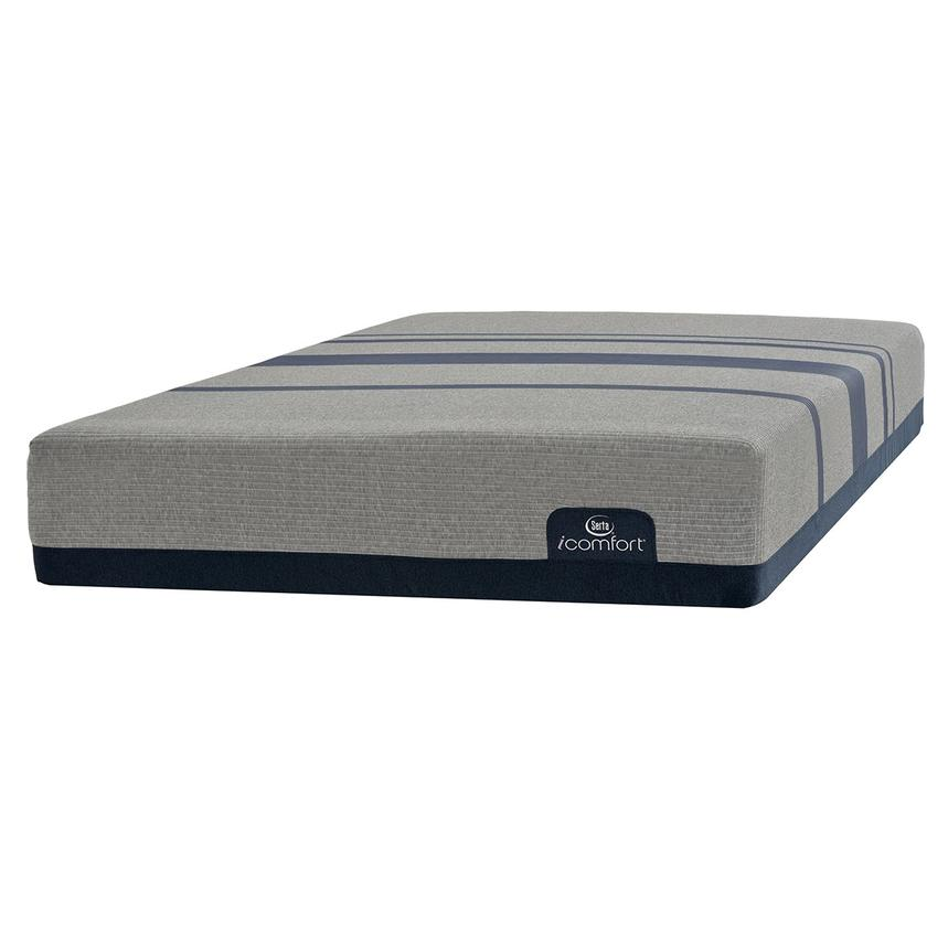 iComfort Blue Max 1000 Plush Queen Mattress by Serta  alternate image, 3 of 4 images.