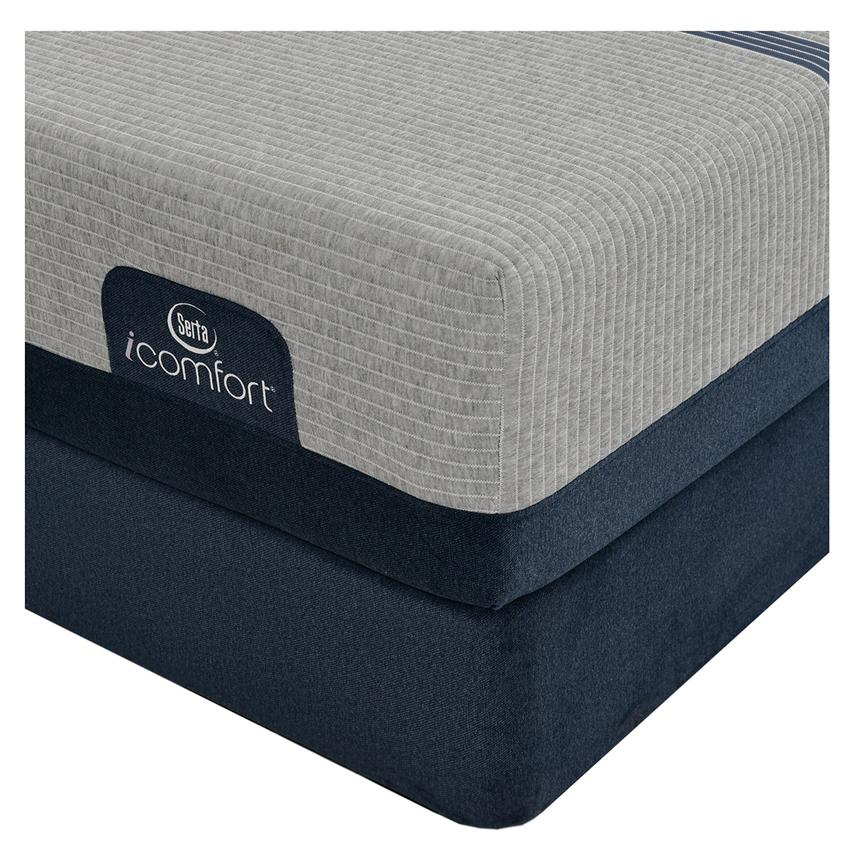 iComfort Blue Max 1000 Plush Full Mattress by Serta  alternate image, 2 of 3 images.