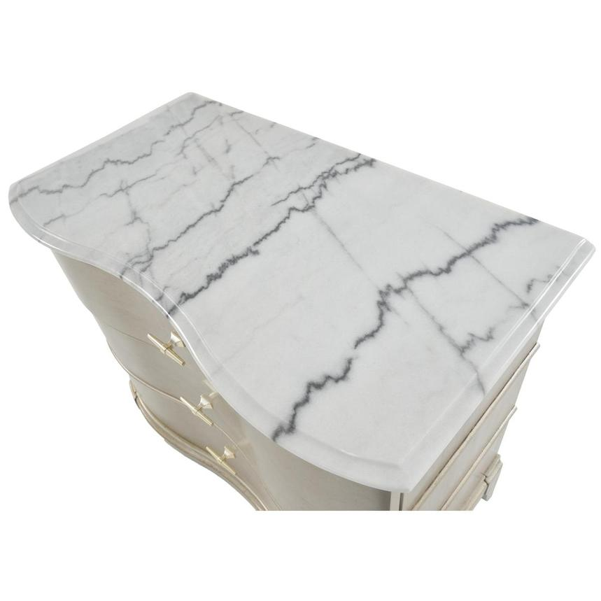 Starlite Marble Top Nightstand  alternate image, 5 of 7 images.