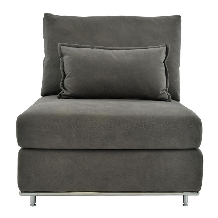 Grigio Armless Chair  main image, 1 of 5 images.