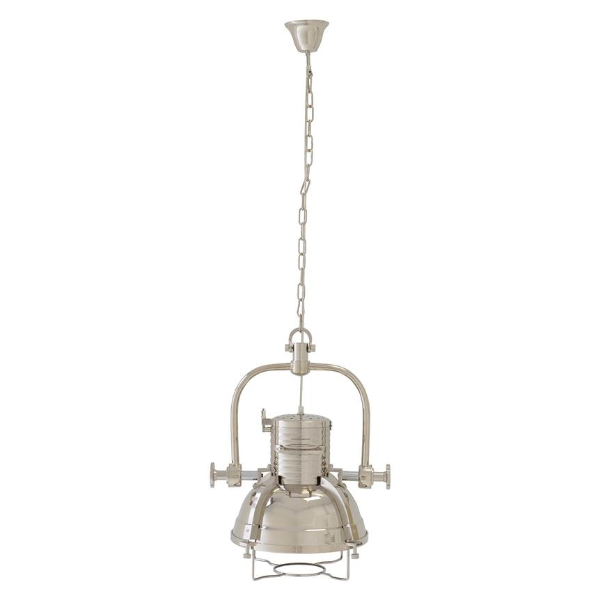 Kimel Chrome Ceiling Lamp