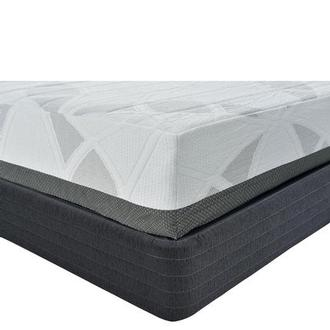 Etna Queen Memory Foam Mattress w/Low Foundation by Carlo Perazzi